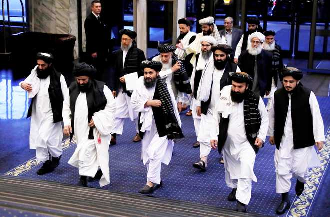 Latest US-Taliban talks end, both sides to consult their leaders