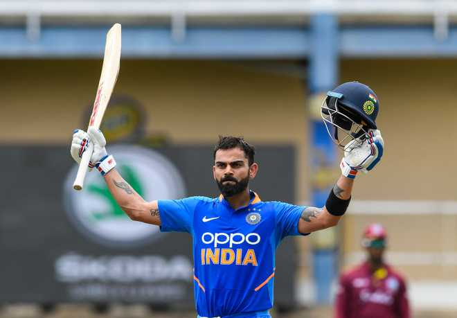 2nd ODI: It was my chance to step up and take responsibility, says Kohli