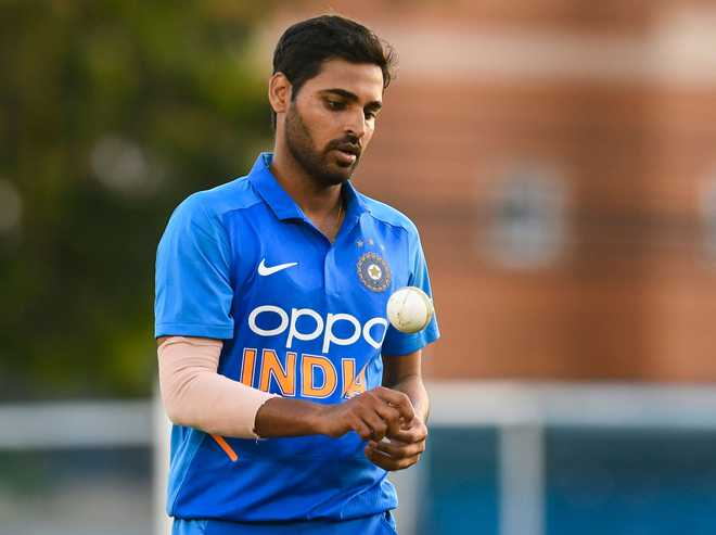 Wickets are by-products of economical spells: Bhuvneshwar