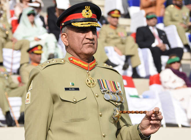 Pak undertaking multiple efforts to 'redress' Kashmir situation: Bajwa