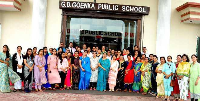 Workshop on gender sensitivity