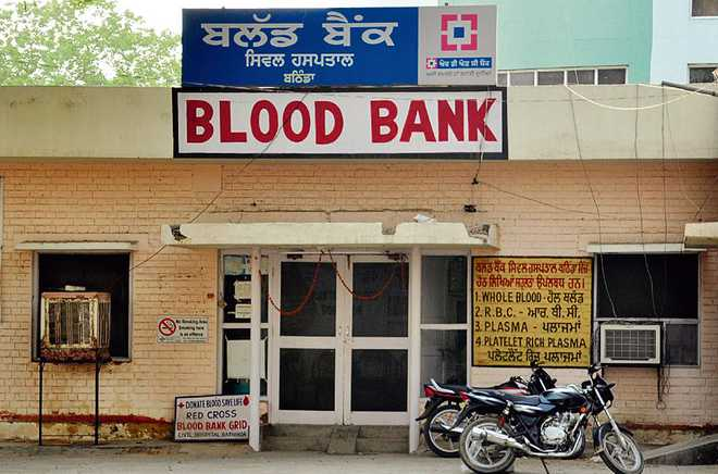 Civil Hospital grapples with shortage of blood