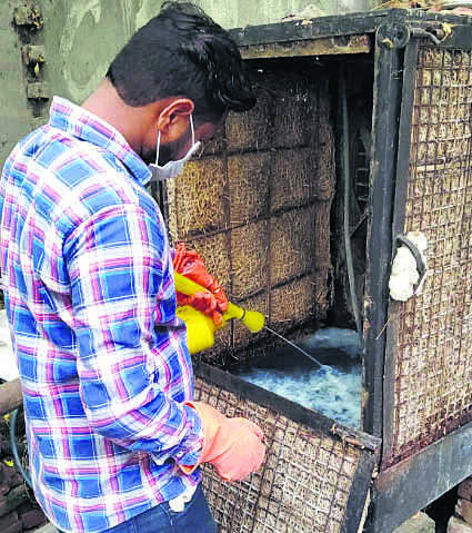 'People reluctant to cooperate in drive against dengue'