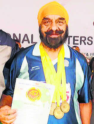 At 88, Sidhu keen on bettering his Asian Masters record
