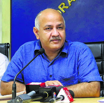 Work out a formula to ease burden on students: Sisodia