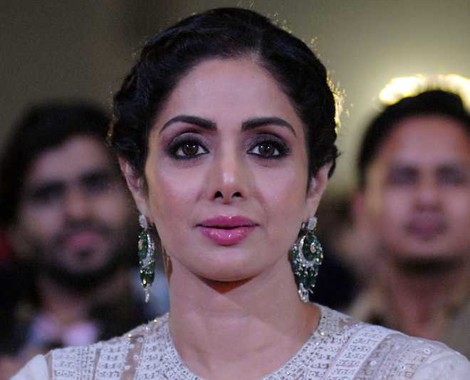 Penguin announces book on Sridevi on film legend's birthday