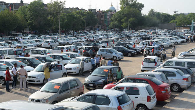 Auto stocks tumble up to 9 per cent as sales in India see sharpest fall in 19 yrs in July