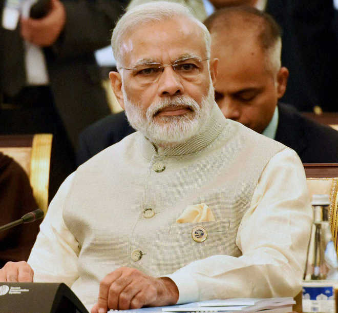 Every Indian stands with people of Jammu, Kashmir and Ladakh: PM Modi