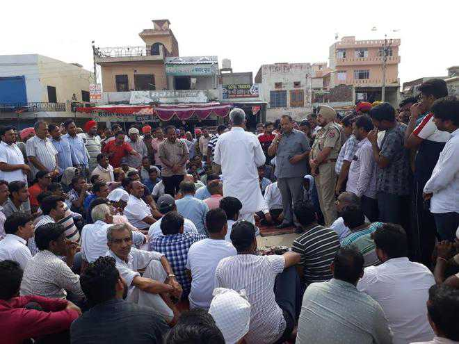 Mixed response in Malwa districts