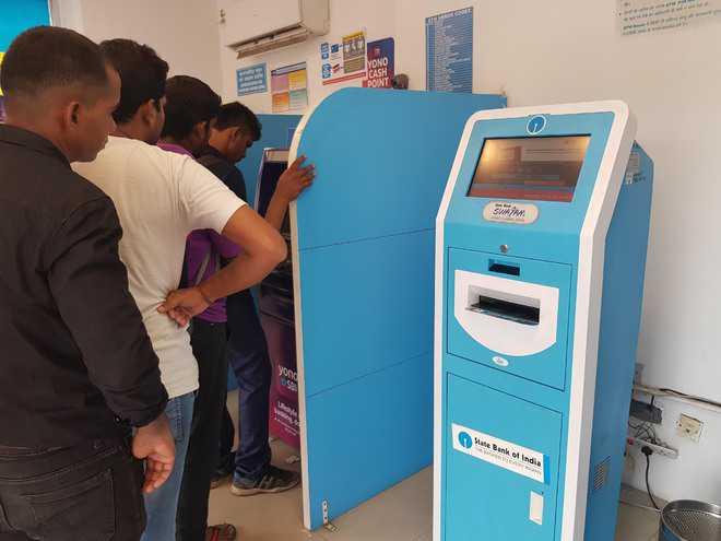 Cash demand rises, ATMs go dry