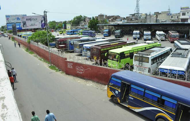 Dalits block university gates in Patiala