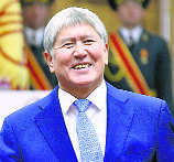 Kyrgyzstan ex-Prez accused of coup plot