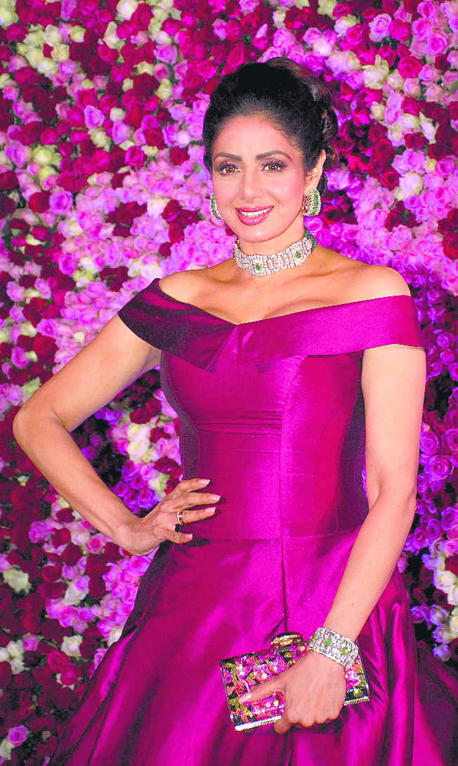 Soon, book on the late Sridevi