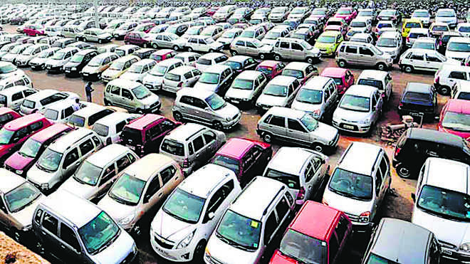 Passenger vehicle sales nosedive 31% in July