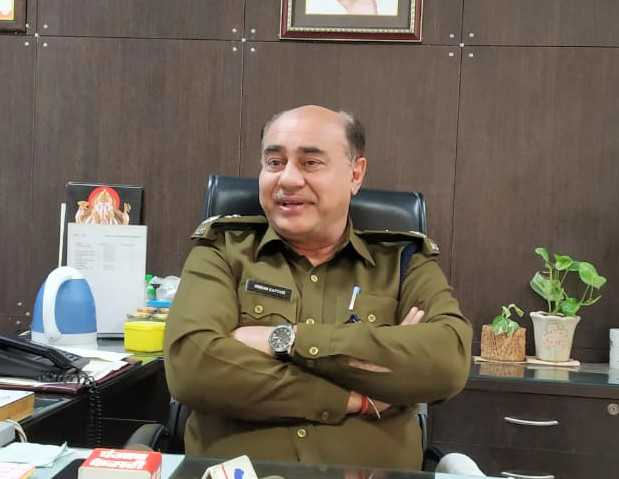Faridabad NIT Deputy Commissioner of Police 'shoots himself dead'