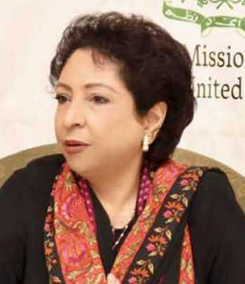 Pak's Maleeha Lodhi heckled in New York