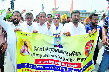 Bandh passes off peacefully in Patiala