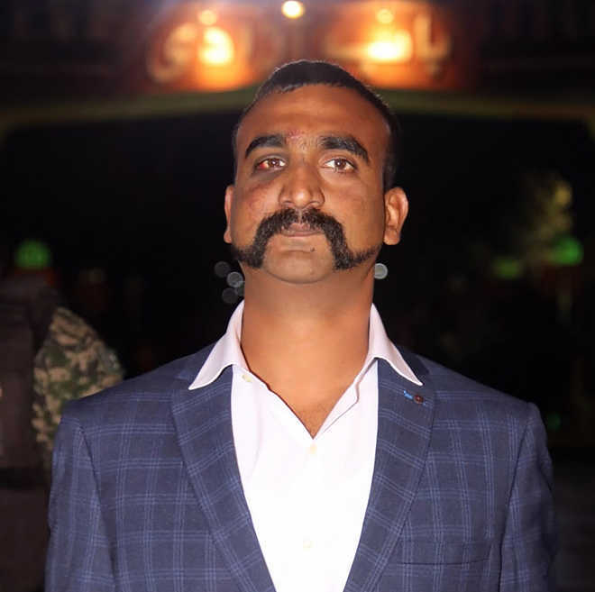 Wing Commander Abhinandan Varthaman to be conferred Vir Chakra