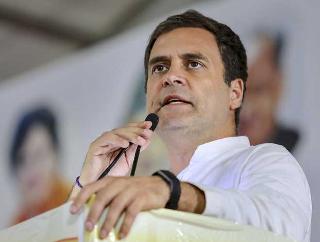 Accept invite to visit J-K without conditions, when do I come: Rahul to Guv