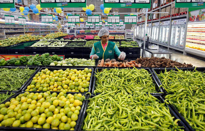 Wholesale inflation in July falls to multi-year low of 1.08 per cent