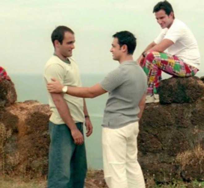 ''Dil Chahta Hai'' sequel will be fun when Aamir Khan, Saif Ali Khan and I are fifty plus: Akshaye Khanna