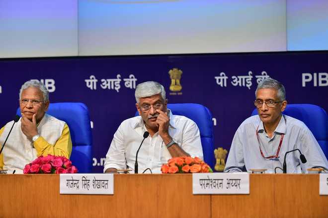 Centre launches ''Swachh Survekshan Grameen-2019' national survey