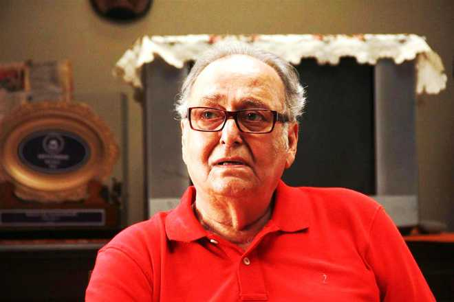 Soumitra Chatterjee admitted to hospital; condition stable