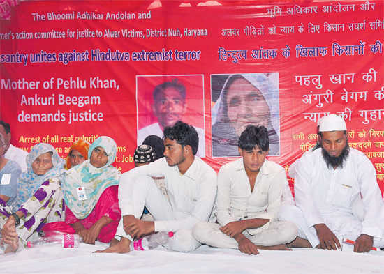 Alwar court acquits all six accused in Pehlu Khan lynching case