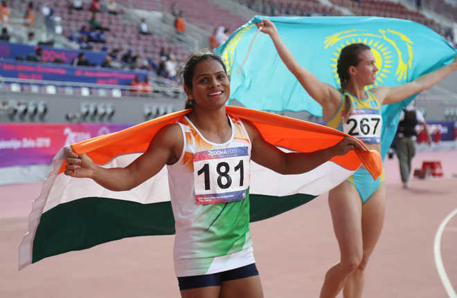 Sprinter Dutee Chand unable to travel to Germany due to 'technical problems'