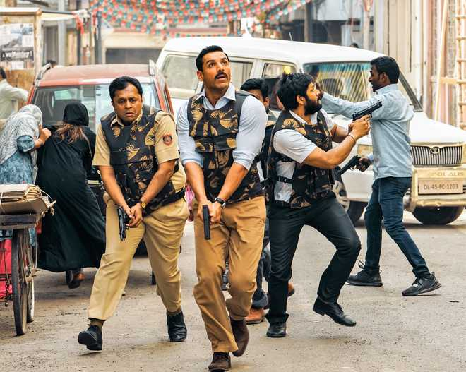 Batla House Movie Review - In the line of fire