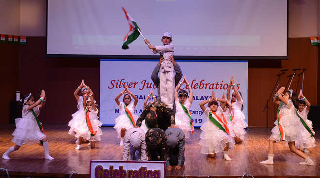 400 take part in event to mark silver jubilee of school