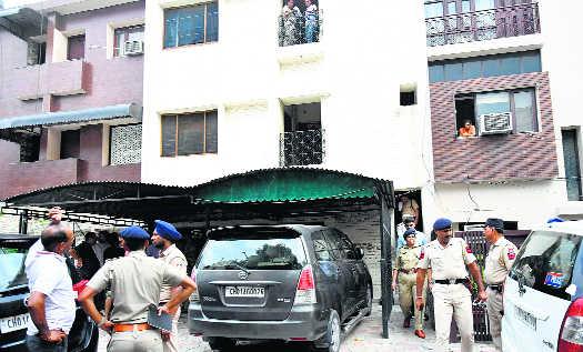 Jilted lover kills 2 sisters in Sec 22, held