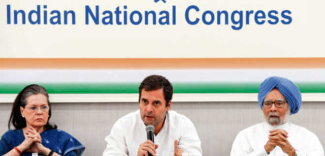 Sonia's back, so is Cong morale