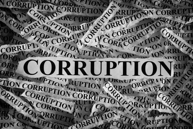 ASI employee booked on corruption charge