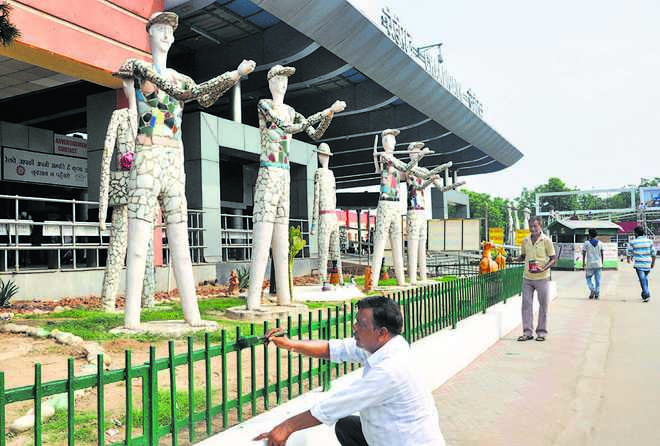 Rly station set for airport-like makeover