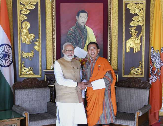 PM Modi holds talks with Bhutanese counterpart; 10 pacts signed
