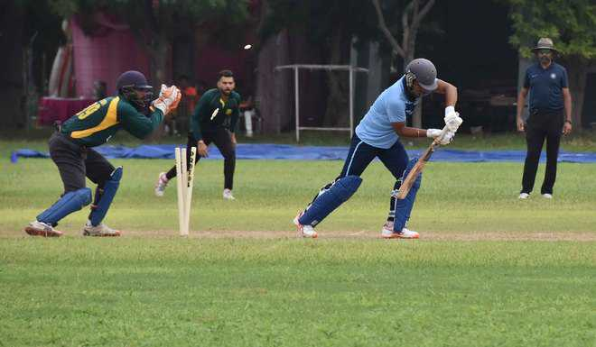 Ludhiana-Patiala match washed out