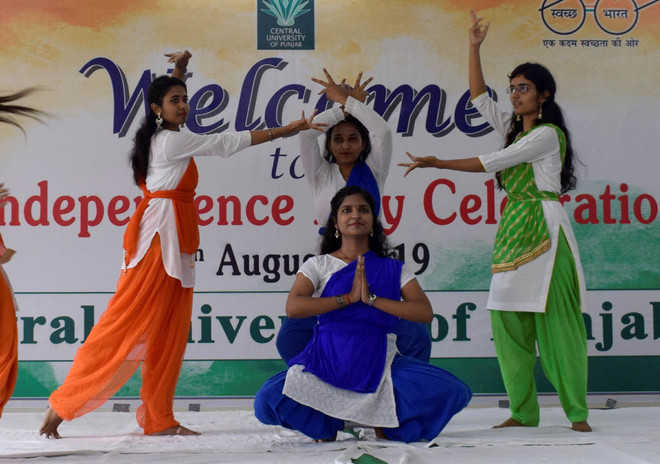 Independence Day celebrated with patriotic fervour at varsities