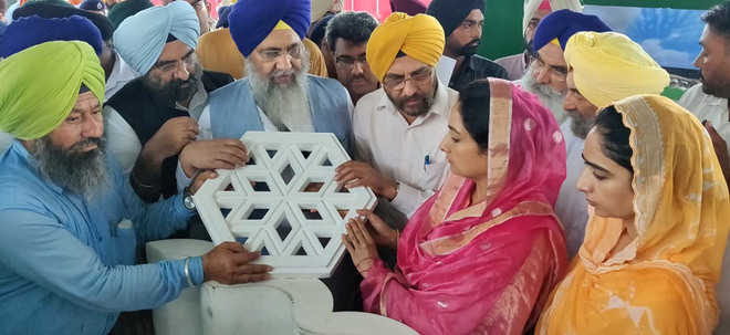 Parkash Purb: Harsimrat proposes to paint Sultanpur Lodhi white