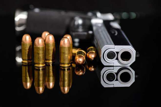 Amid high alert, man caught with illegal pistol, cartridges