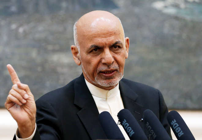 Taliban can't escape blame for deadly bombing, says Afghan President