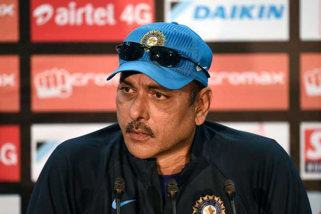 Another innings for Shastri