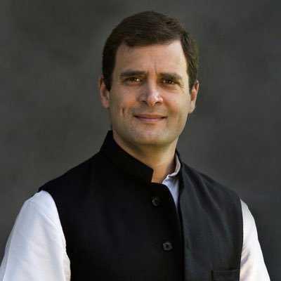 We will celebrate my father's birth anniversary this week: Rahul Gandhi