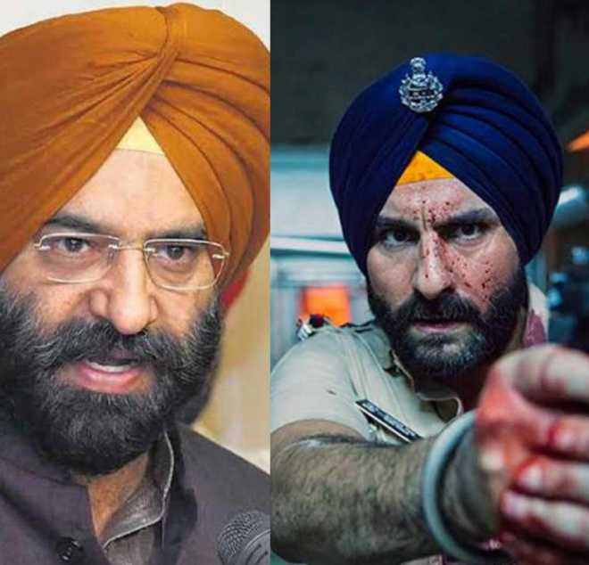 Sirsa says 'Sacred Games 2' hurts Sikhs' sentiments, wants Saif's scene deleted