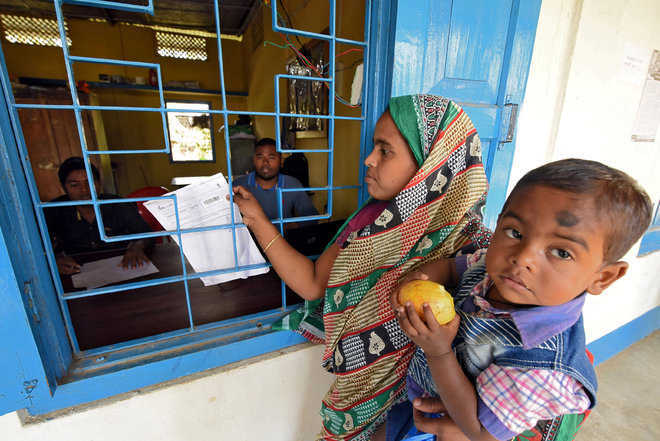 Govt tries to allay fears on NRC, says non-inclusion does not mean declared foreigner