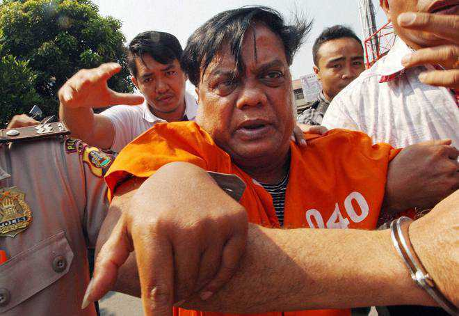 Gangster Chhota Rajan convicted in attempt-to-murder case