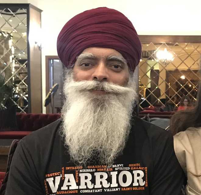Sikh activist's turban targeted in racist attack in Austria