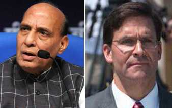 Rajnath calls up US counterpart on cross-border terror