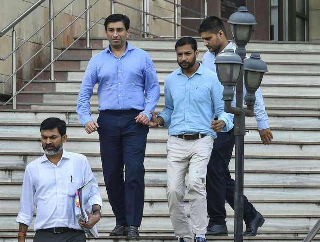 ED arrests Kamal Nath's nephew in Rs 354 crore bank fraud case