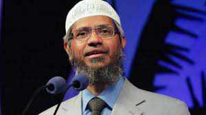 Naik apologises  for race remarks
